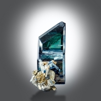 Vivianite & Pyrite
