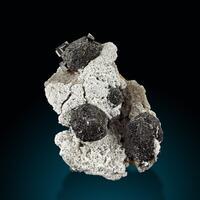 Garnet Psm Hematite & Bixbyite