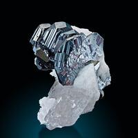 Hematite Rutile Quartz & Adularia