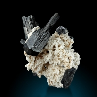 Schorl & Feldspar Group