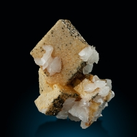 Calcite & Pyrite