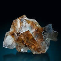 Quartz Rutile & Brookite
