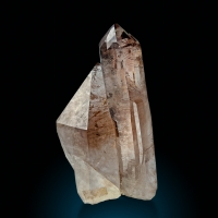 Rock Crystal & Rutile