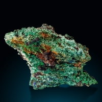Malachite & Conichalcite