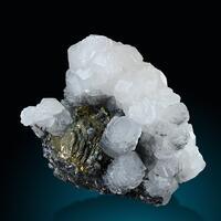 Calcite & Pyrrhotite