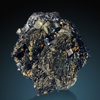 Pyrrhotite Pyrite & Sphalerite
