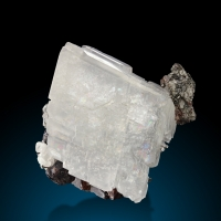 Calcite & Vesuvianite