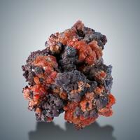 Durangite Hematite & Cassiterite