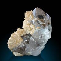 Rock Crystal & Ankerite