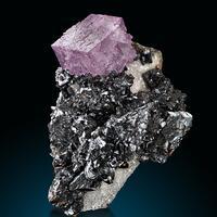 Fluorite Sphalerite & Dolomite