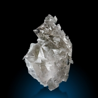Rock Crystal & Calcite