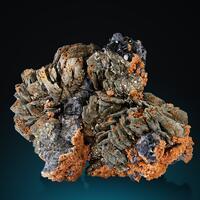 Pyrrhotite Sphalerite & Calcite