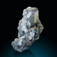 Sylvanite Pyrite & Calcite