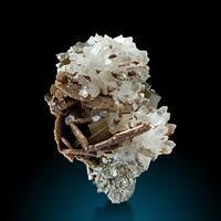 Quartz Pyrite