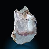 Rock Crystal & Amethyst