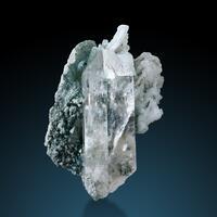 Rock Crystal & Adularia
