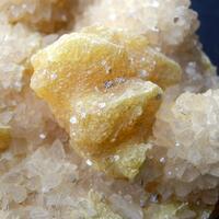 Aragonite & Sulphur