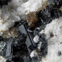 Vesuvianite & Hornblende