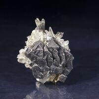Galena Quartz & Pyrite