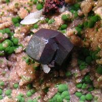 Cuprite & Conichalcite