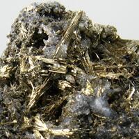 Millerite & Siegenite