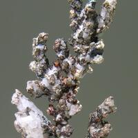 Native Silver Var Kongsbergite