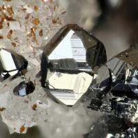 Seligmannite & Wurtzite