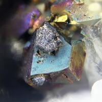 Matildite & Chalcopyrite