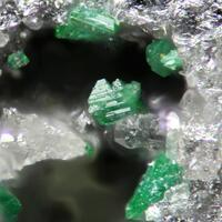 Mammothite & Cumengeite