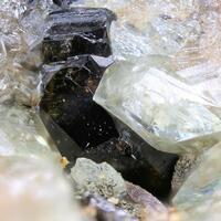 Phosphoferrite & Ludlamite