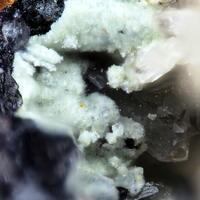 Unnamed (Kogarkoite-like mineral) & Walpurgite