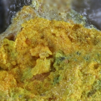 Pottsite & Clinobisvanite