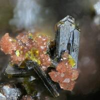 Ianthinite & Schoepite