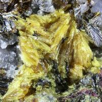 Rittmannite & Phosphosiderite