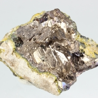 Native Bismuth & Wittichenite