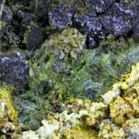 Roubaultite & Uraninite