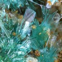 Niedermayrite & Ktenasite