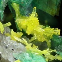 Renardite & Metatorbernite