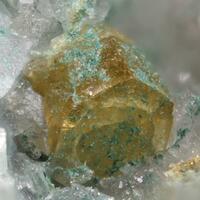 Arisite & Ferroceladonite