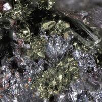 Keutschite & Seligmannite