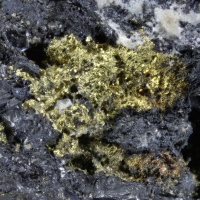 Native Gold & Hessite