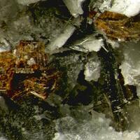 Astrophyllite & Aegirine