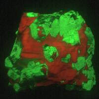 Willemite & Calcite