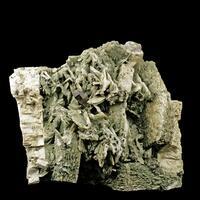 Ferroceladonite Microcline Albite & Quartz