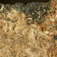 Chlorophoenicite Leucophoenicite Zincite & Franklinite