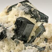 Carletonite Pectolite & Arfvedsonite