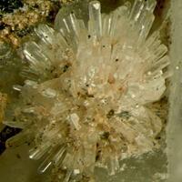 Epididymite Pyrochlore Group & Rhabdophane-(Ce)