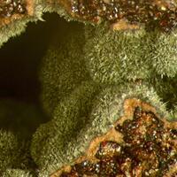 Ferroceladonite & Hisingerite