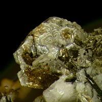 Cordylite-(Ce) & Parisite-(Ce) With Catapleiite