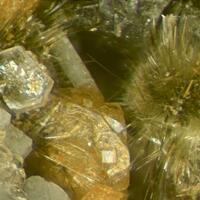 Nenadkevichite Villiaumite & Eudialyte